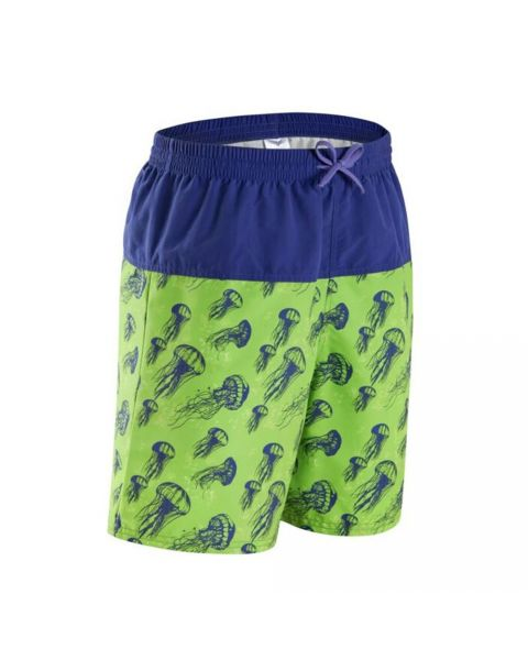 Kesvir Boys Incontinence Board Shorts (3-4 Years) - Jellyfish
