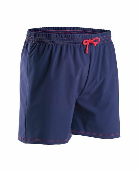 Kesvir Mens Incontinence Swim Shorts - Navy - Small