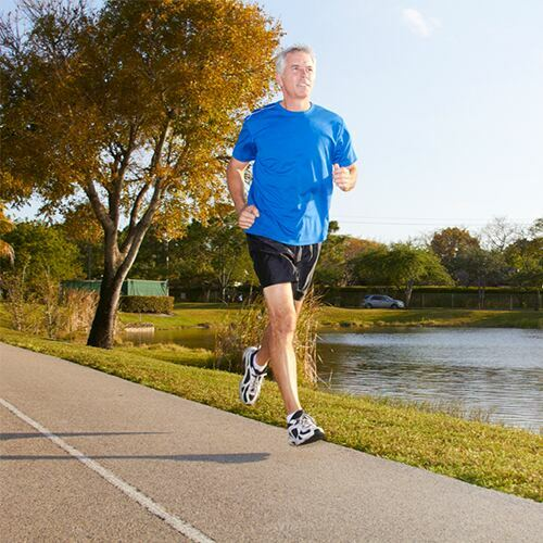 Staying Active With Incontinence - Men's Health Week